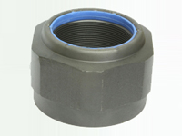 Large Diameter Nylon Insert Locknuts