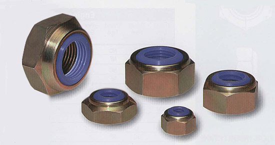 Leak Proof Sealing Locknuts