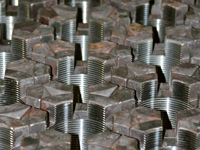 Special Large Diamter Slotted Nuts Group